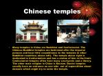 chinese temples