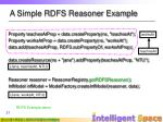 a simple rdfs reasoner example