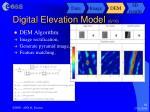 digital elevation model 6 10