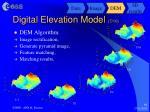 digital elevation model 7 10