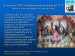 en enero de 2006 acad micos por la verdad del 11 s llam a una investigaci n internacional