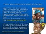 premios nobel disidentes de la hip tesis oficial del sida4