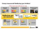 netbackup vmware