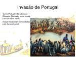 invas o de portugal