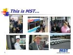 this is mst