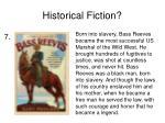 historical fiction7