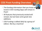 cos pivot funding overview1