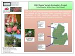 msu apple variety evaluation project philip schwallier william shane nikki rothwell