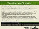 transition map template