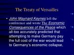 the treaty of versailles20