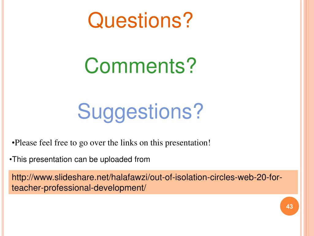 Continuing professional development for teachers slideshare