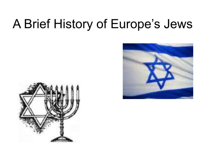 a brief history of the jews A brief history decades ago, jews in the upper midwest were excluded from much of american life many employers would not hire jews, some communities were closed to jews, and even some restaurants wouldn't serve jews in fact, notable essayist carey mcwilliams proclaimed in 1946 minneapolis is the capitol of anti-semitism in the united states.