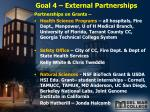 goal 4 external partnerships1