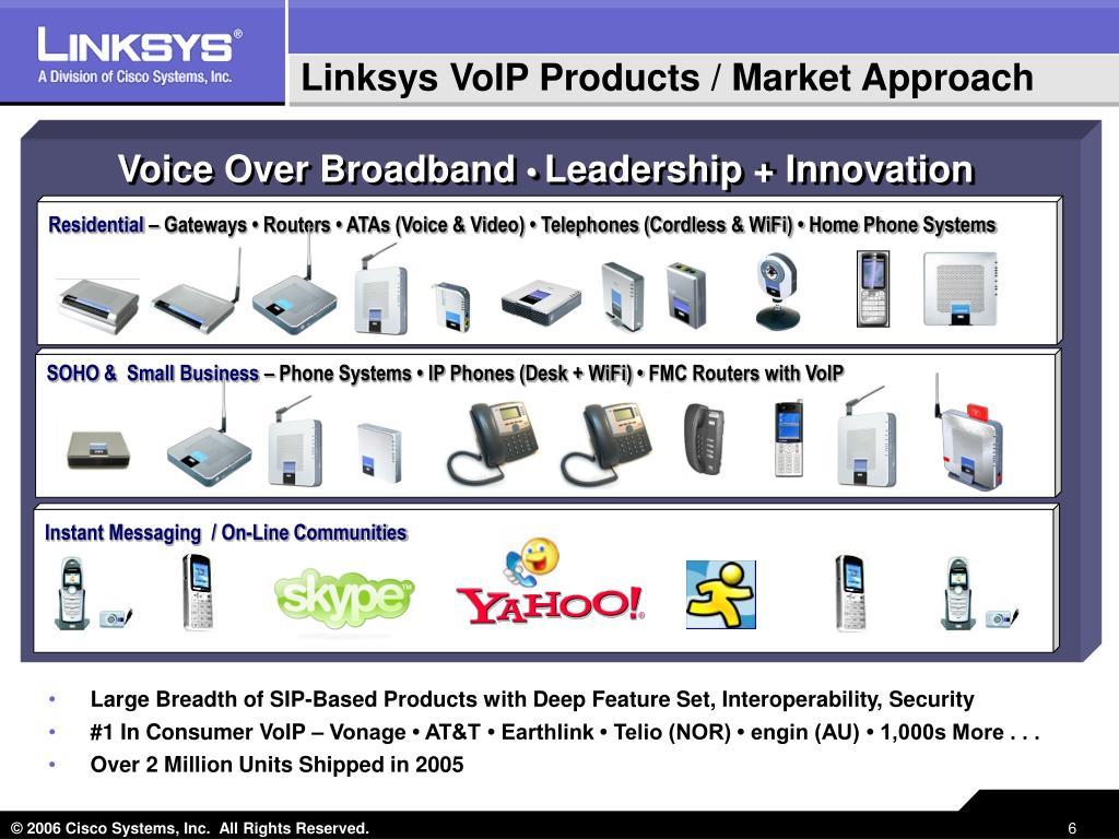 PPT - WWW LINKSYS COM PowerPoint Presentation - ID:6963340