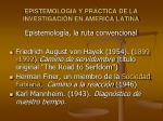 epistemologia y pr ctica de la investigaci n en america latina7