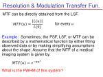 resolution modulation transfer fun2