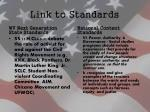 link to standards