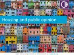 housing and public opinion