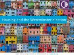 housing and the westminster election