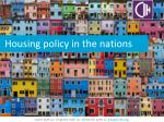 housing policy in the nations