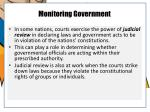monitoring government1