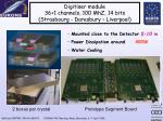digitiser module 36 1 channels 100 mhz 14 bits strasbourg daresbury liverpool