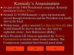 kennedy s assassination