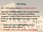 test prep1