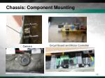 chassis component mounting