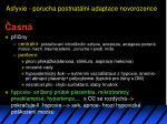 asfyxie porucha postnat ln adaptace novorozence1