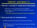 internet principes 1
