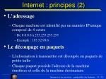 internet principes 2