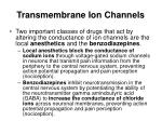 transmembrane ion channels1