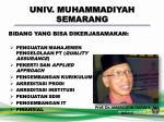 univ muhammadiyah semarang