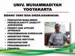 univ muhammadiyah yogyakarta