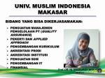 univ muslim indonesia makasar