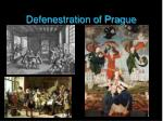 defenestration of prague
