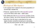 biological mechanics12