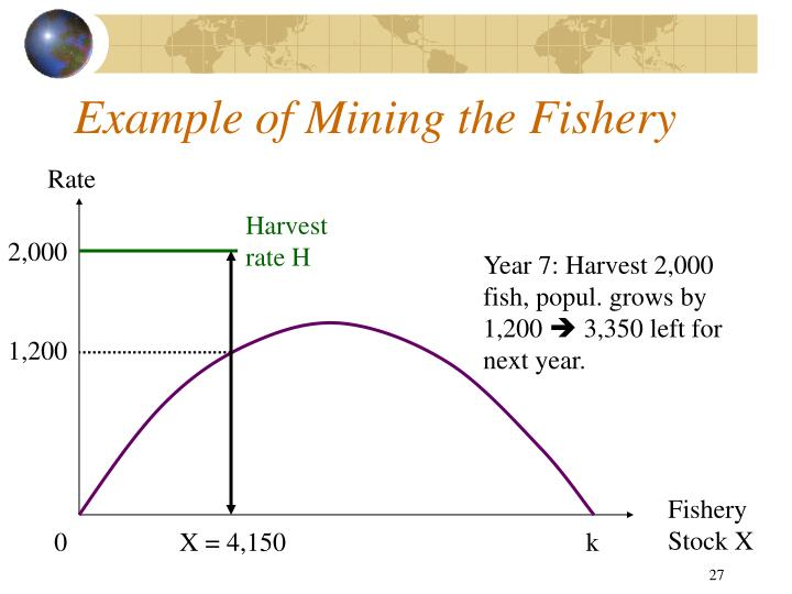Example of Mining the Fishery