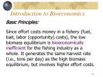 introduction to bioeconomics14