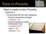 facts on proverbs4