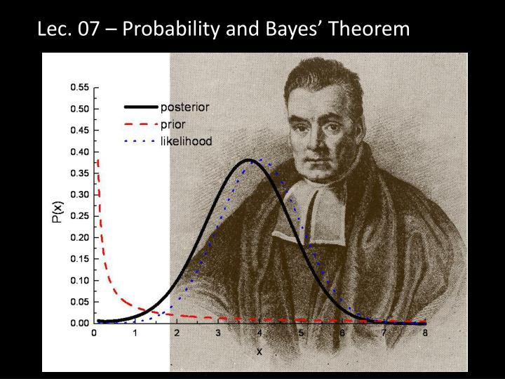 lec 07 probability and bayes theorem n.