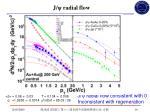 j y radial flow