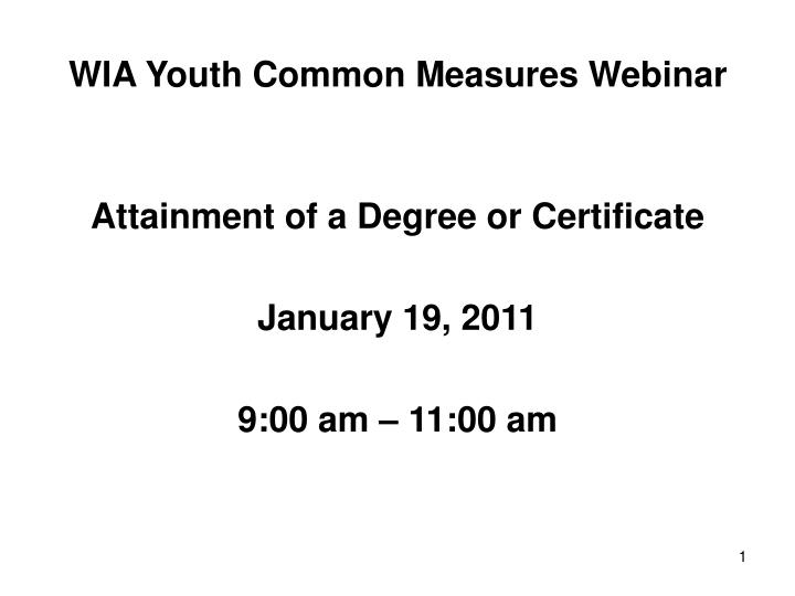 wia youth common measures webinar n.