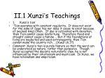 ii 1 xunzi s teachings