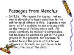 passages from mencius1