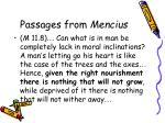 passages from mencius5