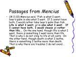 passages from mencius6