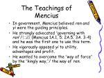 the teachings of mencius2