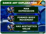 dance art explanation